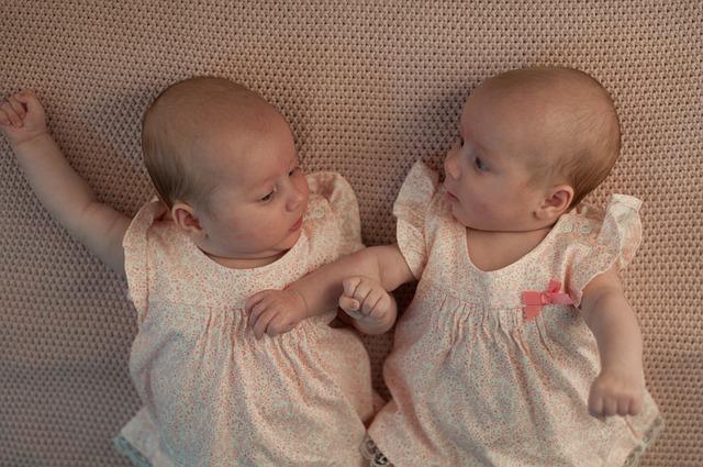 Dvojčata a jejich přínos rodině