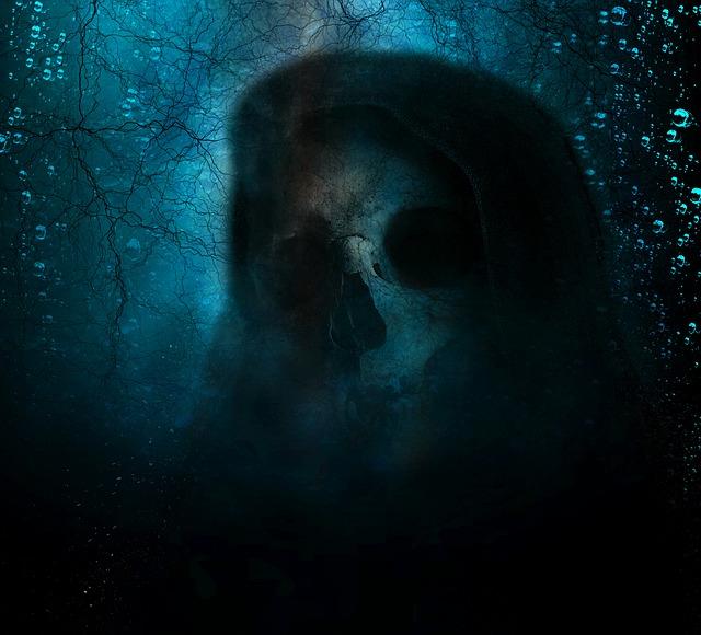 smrtka v lese