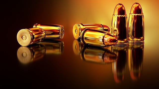 zlaté náboje