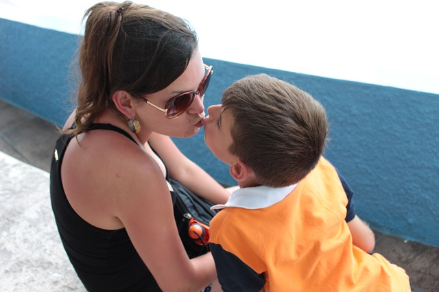 polibek od matky