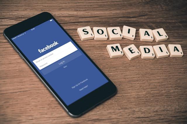 facebook, přihlášení, sociální síť
