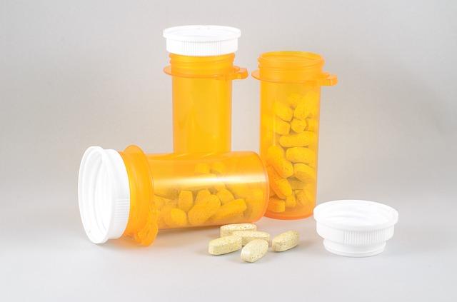 sbírka léků